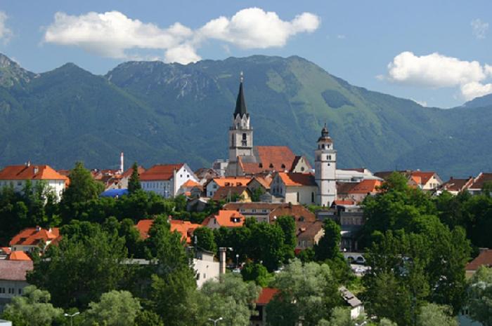 Словения - перспективный член ЕС.