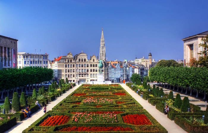 Бельгия - модель западной демократии.