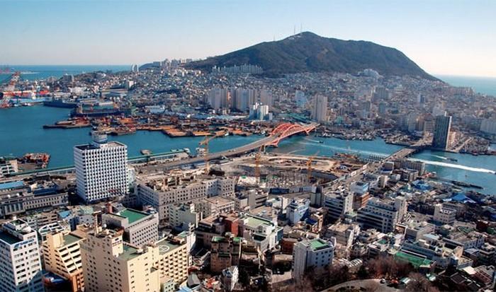 Южная Корея - одна из крупнейших экономик.