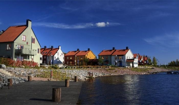 Швеция - страна долгожителей.