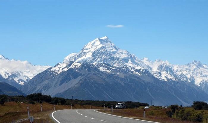 Новая Зеландия - страна туризма и сельского хозяйства.