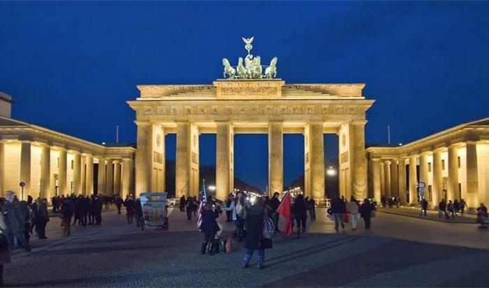 Германия: промышленность впереди планеты всей.