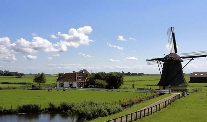Нидерланды - страна мировой дипломатии.