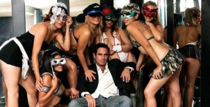 Хайме Расконе - профессиональный тестировщик проституток.