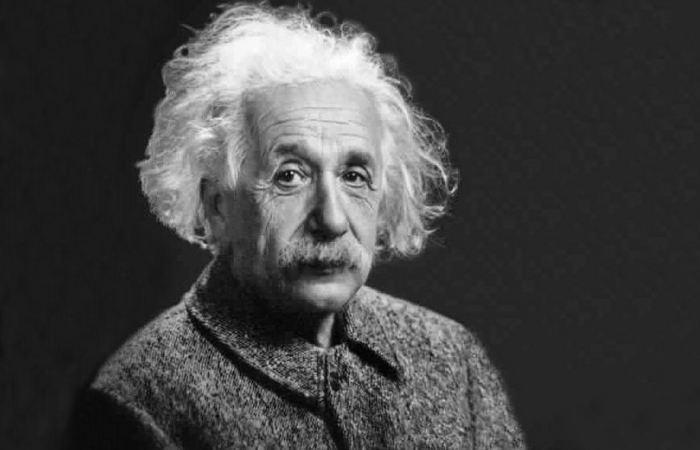 А Эйнштейн против!