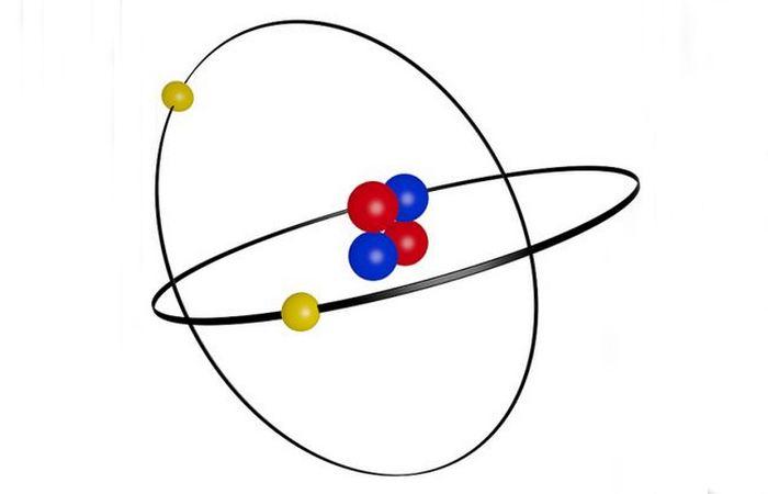 Водород с «прикрепленным» нейтроном.