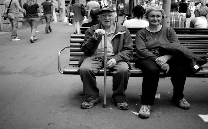 Биологическое старение.