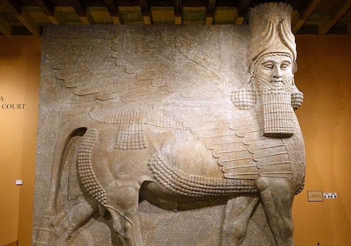 Ассирийская «Крепость Саргона».