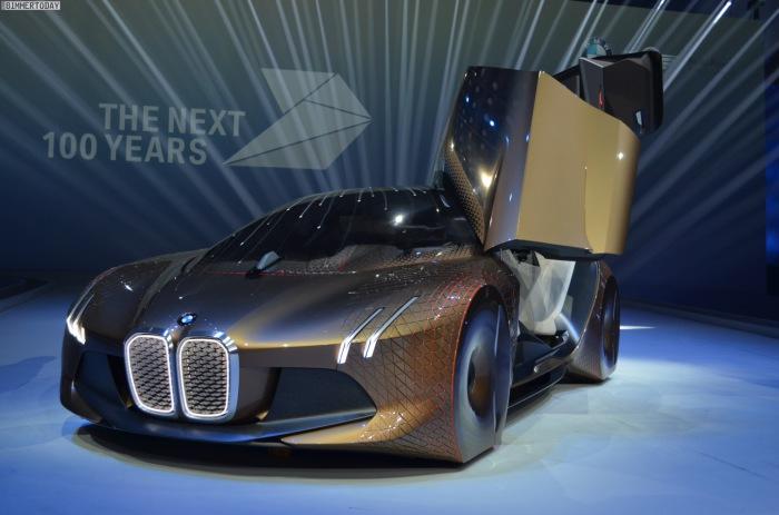 100-летию BMW посвящается.