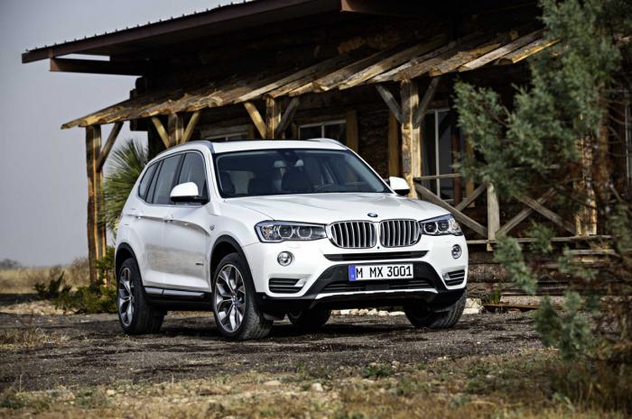 BMW X3 Diesel.