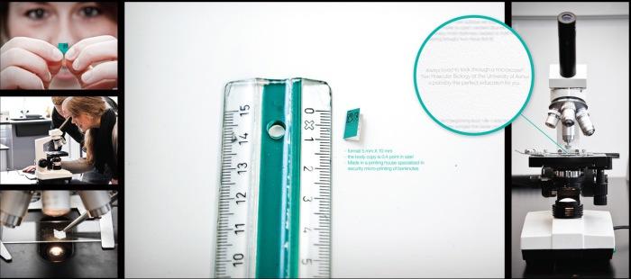 Самая маленькая в мире брошюра.