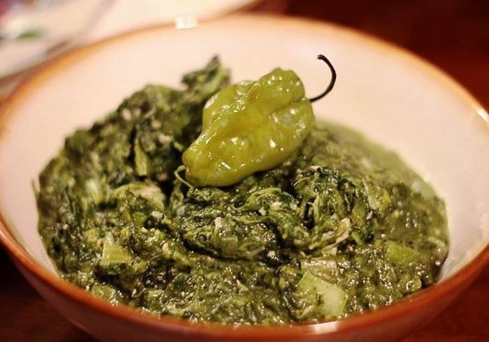 Каллалу и другие вкуснейшие блюда ужасного вида.