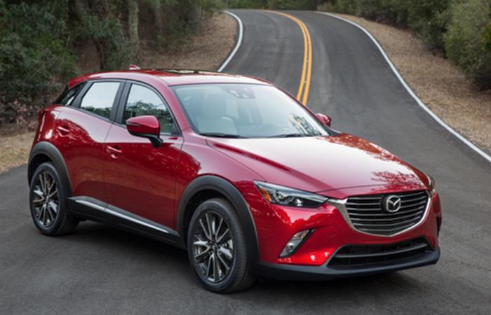 Доступный автошик: Mazda CX-3.