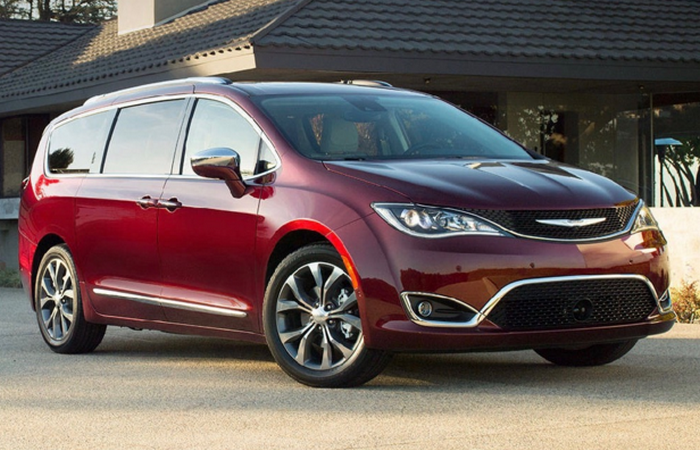 Доступный автошик: Chrysler Pacifica.