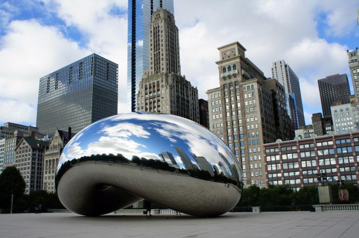 Чикаго - рай для студентов.
