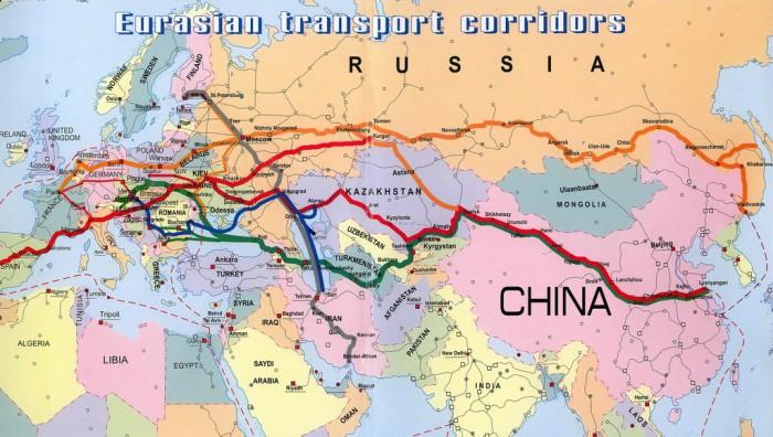 Россия поддержала инициативу Китая по возрождению Великого шелкового пути.