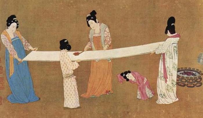 Туалетная бумага – китайское изобретение