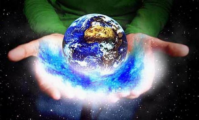 Судьба земли в руках каждого из нас.