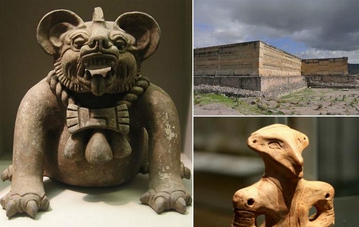 Артефакты забытых цивилизаций.
