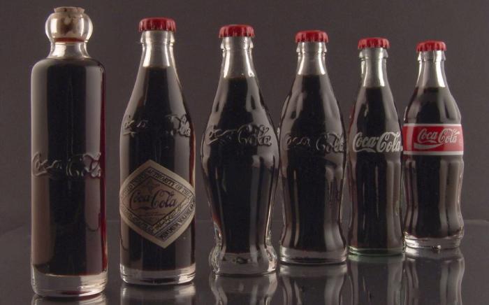Антология Coca-Cola.