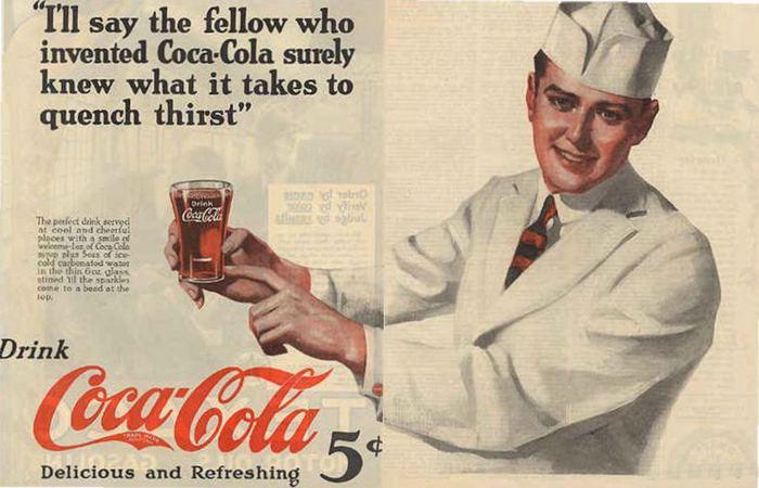 Удивительный факт о Coca-Cola: 283 миллиарда литров воды в год.