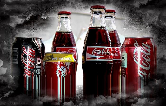 Coca-Cola третья в рейтинге брендов в мире.