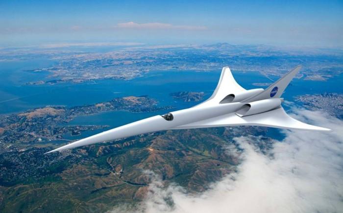 Сверхзвуковой Конкорд-2 и другие невероятные авиалайнеры.
