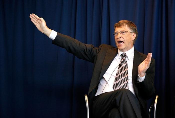 Билл Гейтс готов вложиться в производство презервативов.