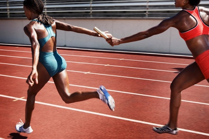 Что за Олимпиада без кондомов.