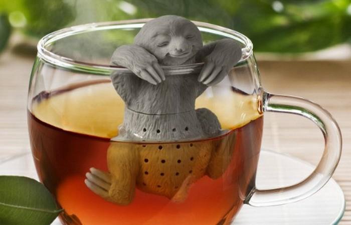 Заварник для чая «Очаровательный ленивец».