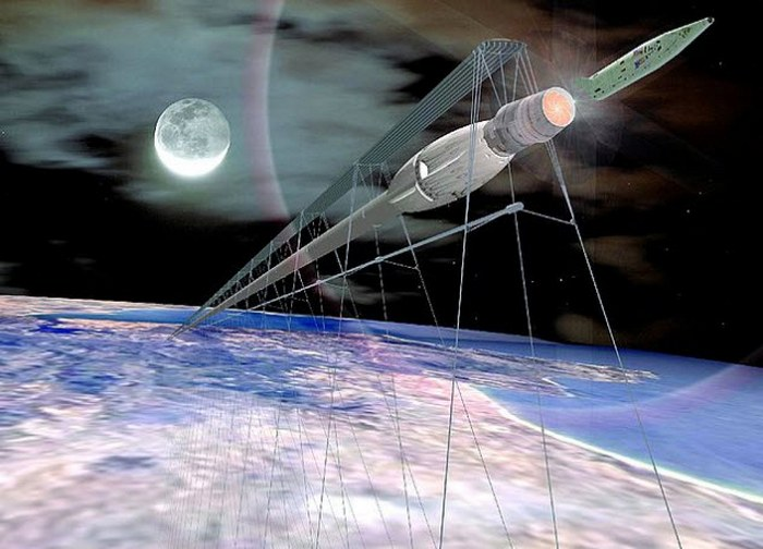 Самые невероятные космические технологии.
