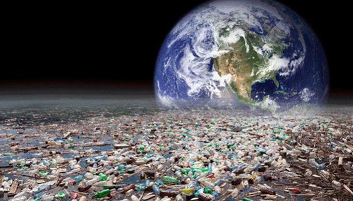 Космический мусор как серьёзная проблема.