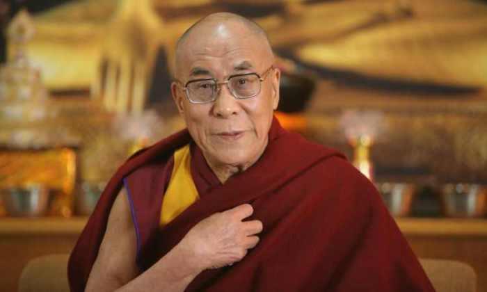 Далай-лама - любитель часов.