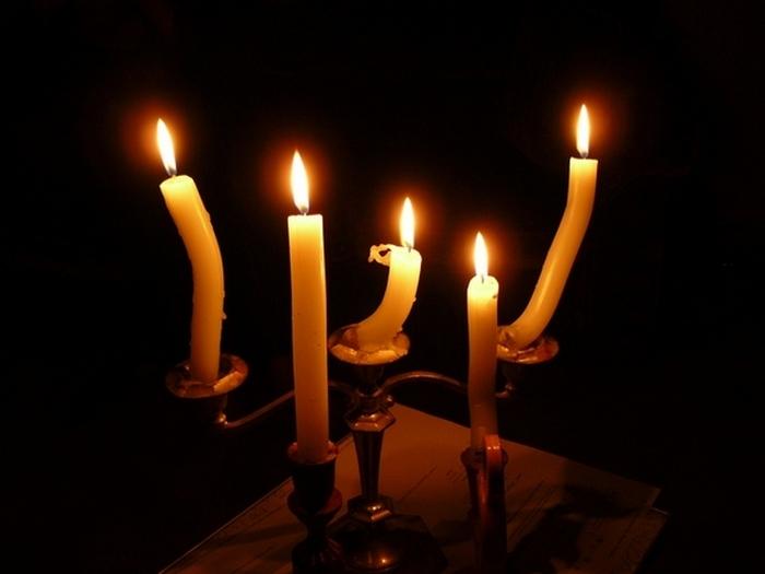 Свечи на все случаи жизни.