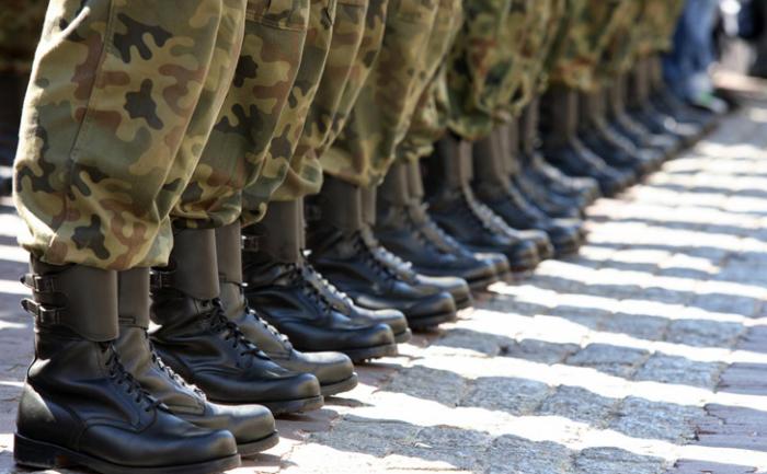 Военная служба.