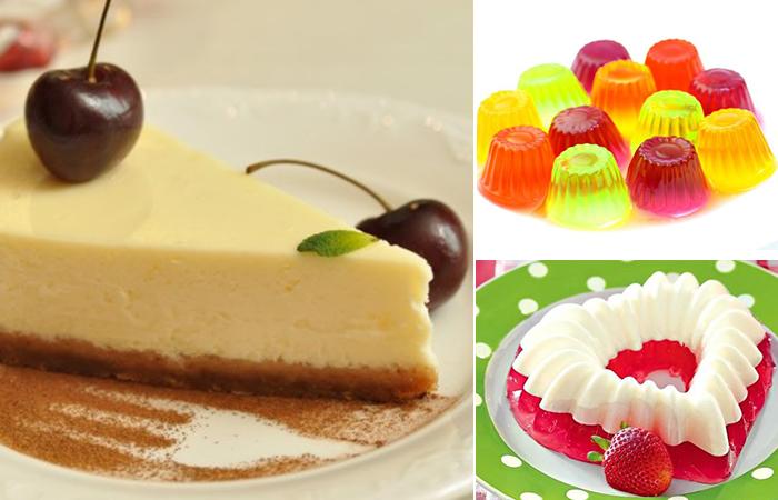 Домашние десерты, которые никогда не навредят фигуре.