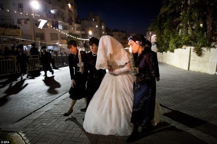 Свадьба как очищение.