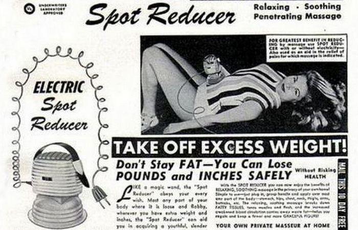 Бредовый метод похудения: вибратор Spot Reducer.