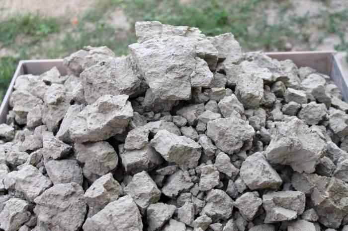 Бентонитовая глина.