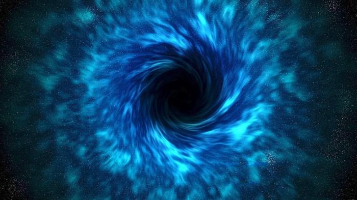 Эта всепоглощающая чёрная дыра.