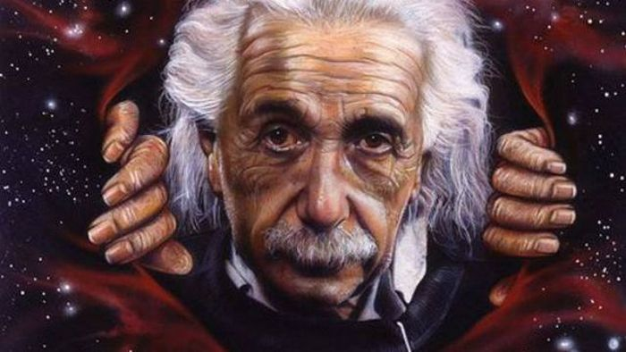 Альберт Эйнштейн и теория чёрных дыр.