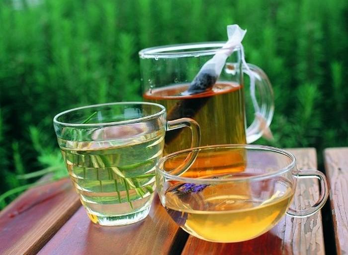 Никотиновый чай.