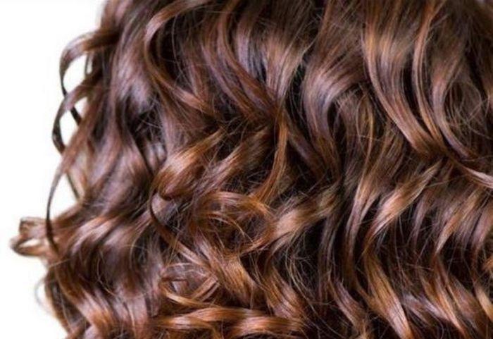 Человеческие волосы.