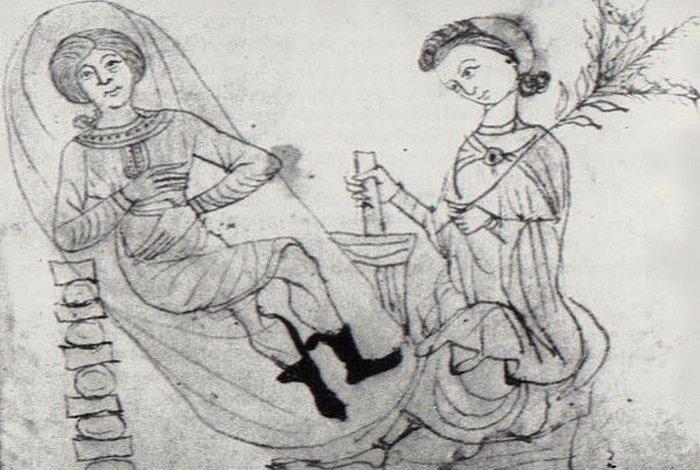 Аборт - широко практикуемая процедура в Древней Греции.