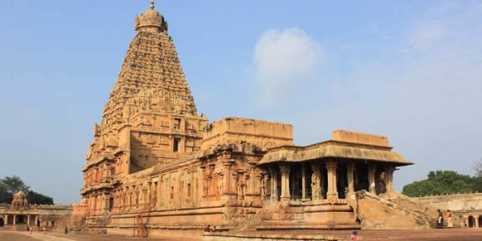 Храм Брахадисвара.
