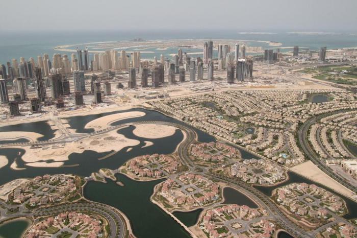 Дубай - город *умных* пальм, раздающих Wi-F.