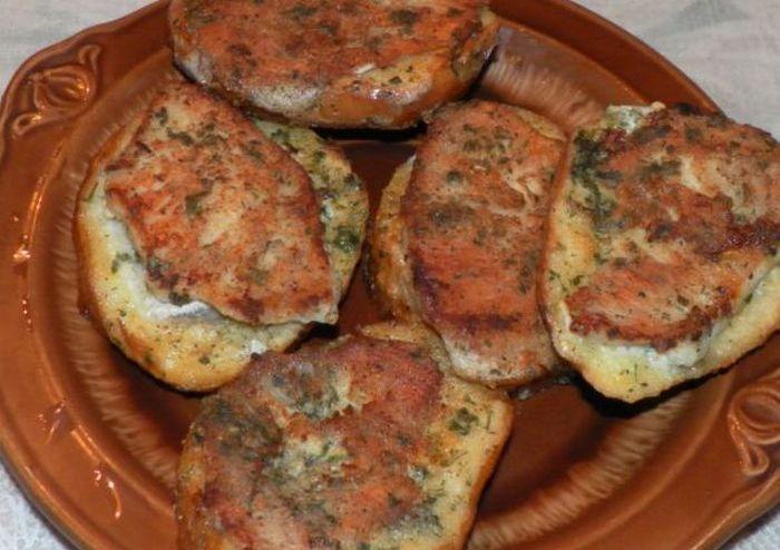 Мясные бутерброды рецепты