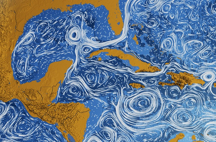 Океанские течения.