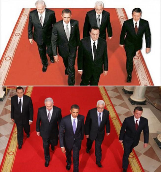 Фотошоп по-египетски.