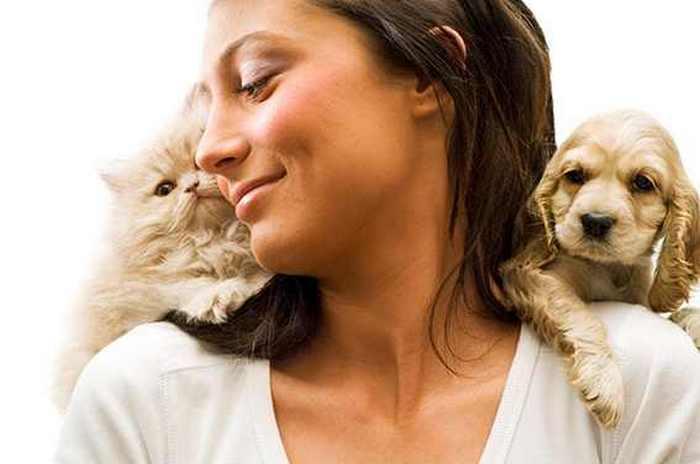 Общение с животными.